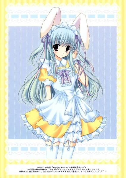 Lapin Anime puzzle