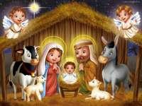 puzzle de Crăciun