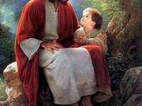 Jesus och barn