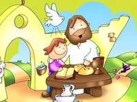 Jezus nigdy cię nie opuszcza