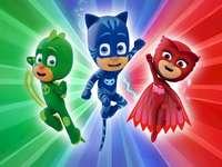Heroes en pijamas