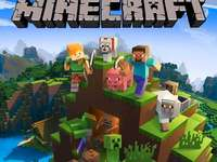 Minecraft-Puzzle