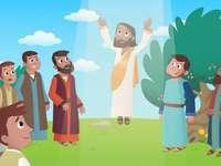 Înălțarea lui Iisus puzzle