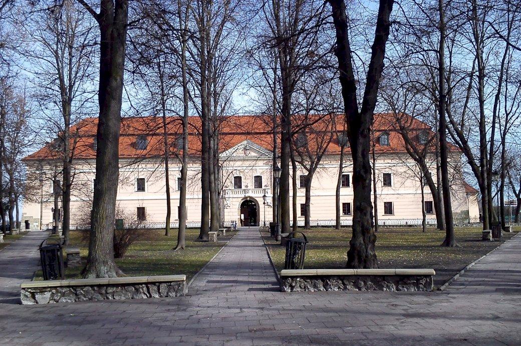 Château à Niepołomice