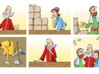 PARABLE OF THE TALENTS jigsaw puzzle