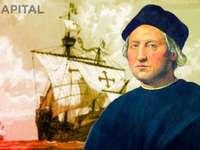 Christopher Columbus (Cristoforo Colombo) pussel