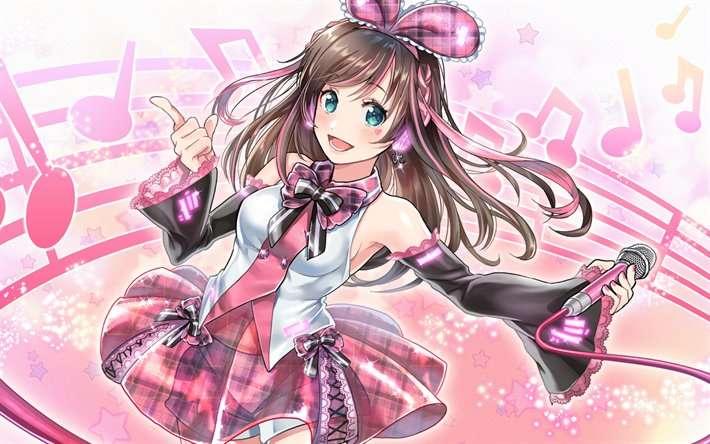 χαριτωμένο anime