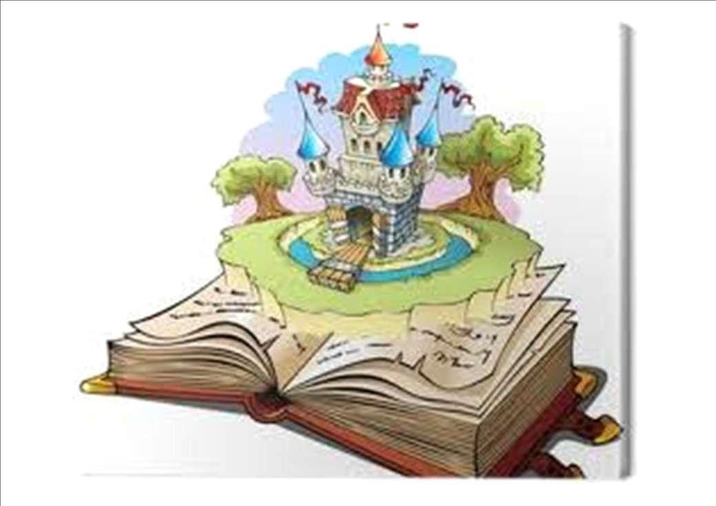 boek met sprookjes