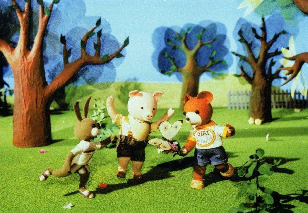 Teddybär Online-Puzzle