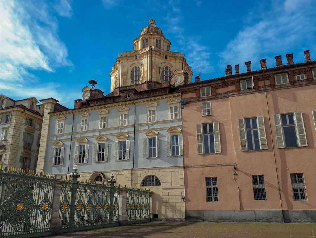 Turin San Lorenzo
