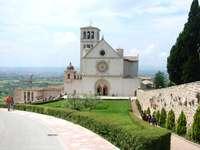 Assisi székesegyház, San Francesco online rejtvény