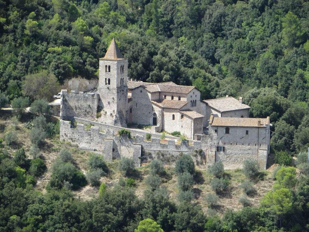 Narni Old City Gate Umbria Italia puzzle