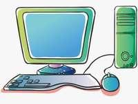 Computer Online-Puzzle
