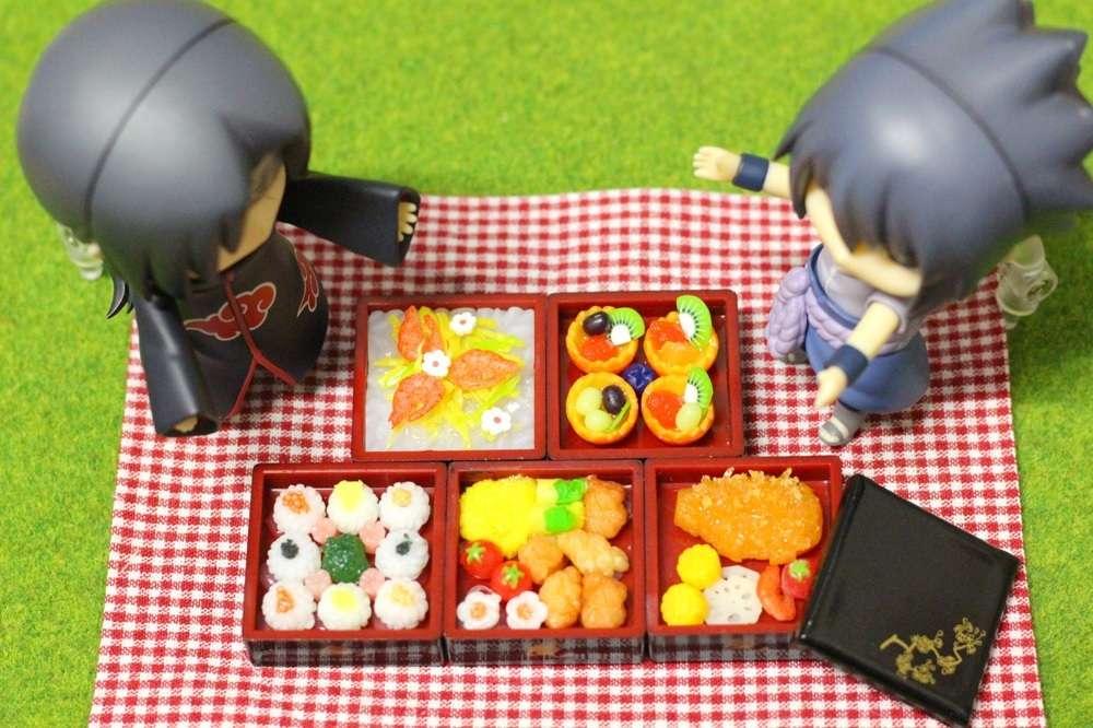Yum, a delicious picnic puzzle