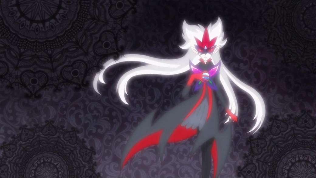 Black / 紅 城 永久 (fekete hercegnő) kirakós