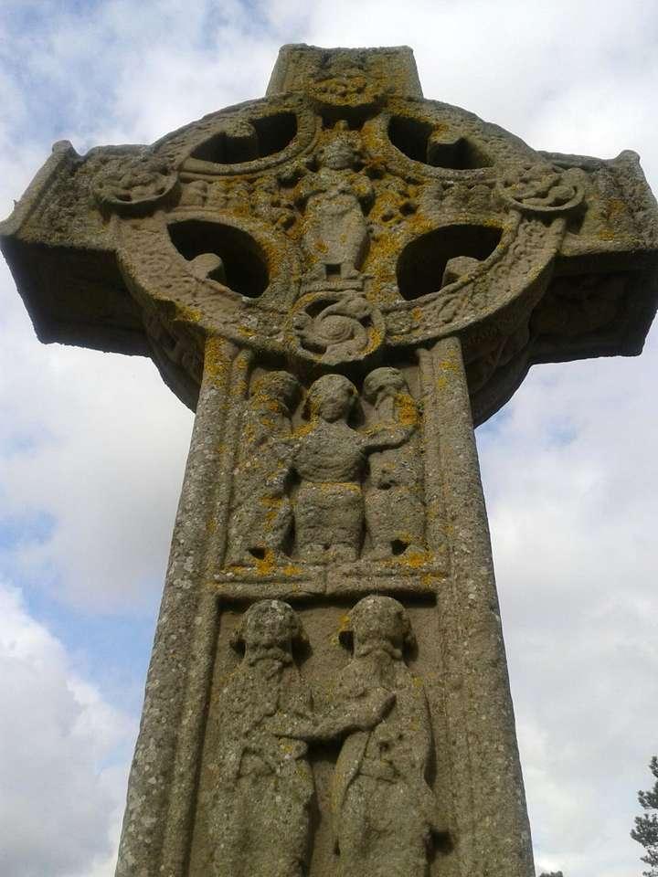 Írsko kríž
