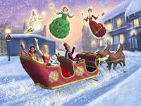 animated film for children's holidays puzzle