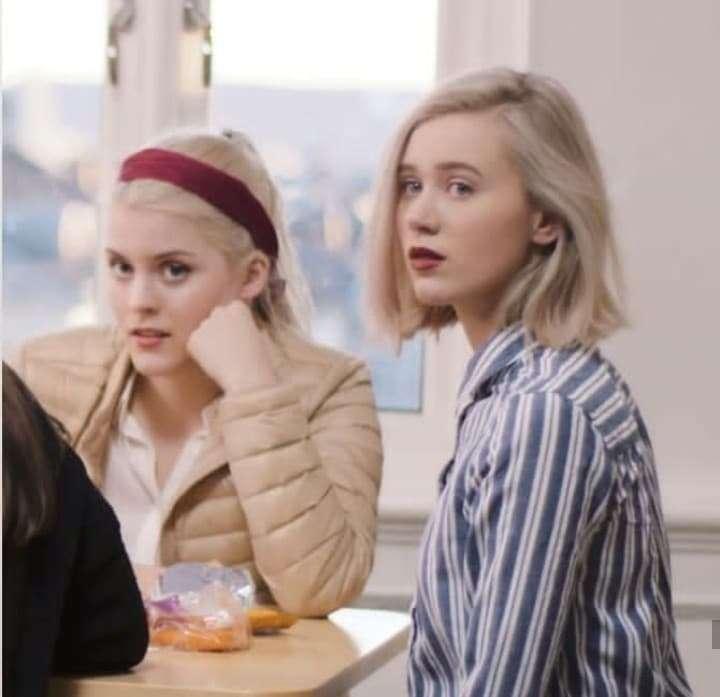 Noora and Vilde
