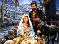 Pictura nașterii lui Isus