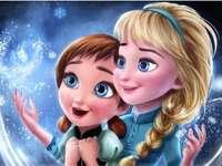 Anna și Elsa