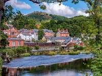 miasteczko Llangollen