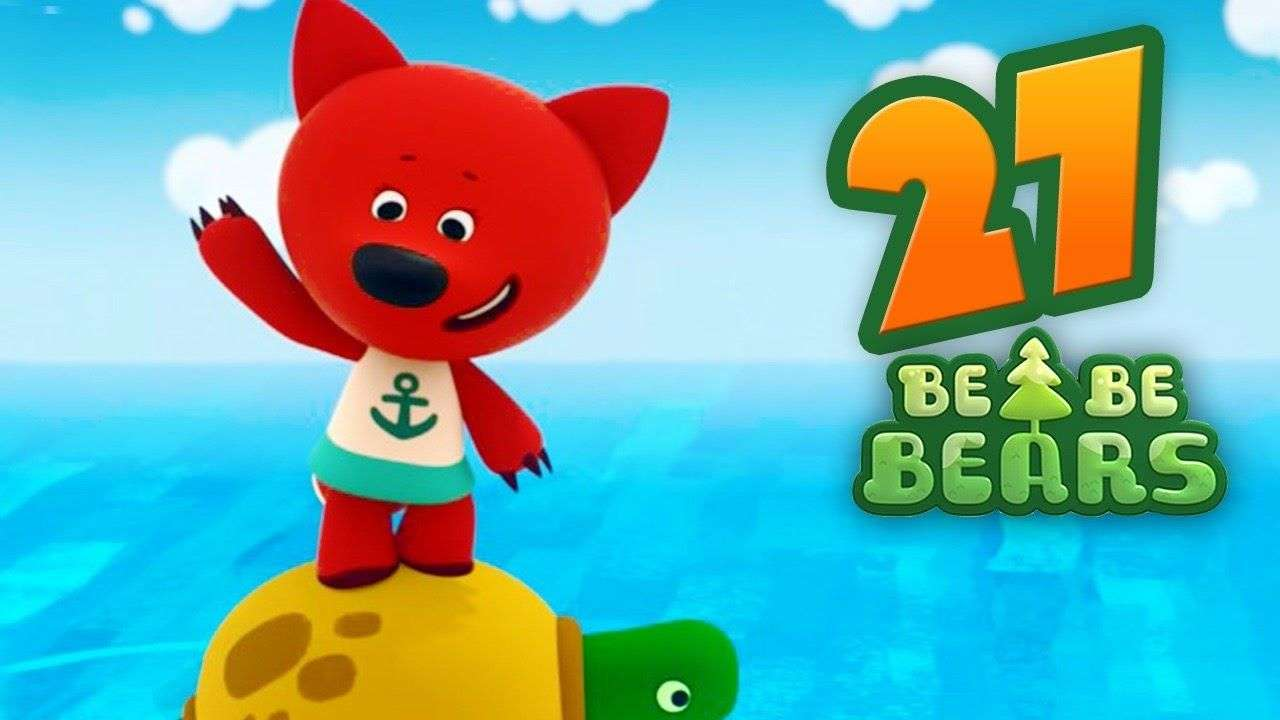 be be bears puzzle online