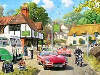 Pojazdy w dawnej Angli