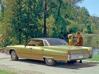 1970 Cadillac de Ville Hardtop Berlina