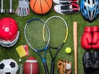 Sportowy sprzęt