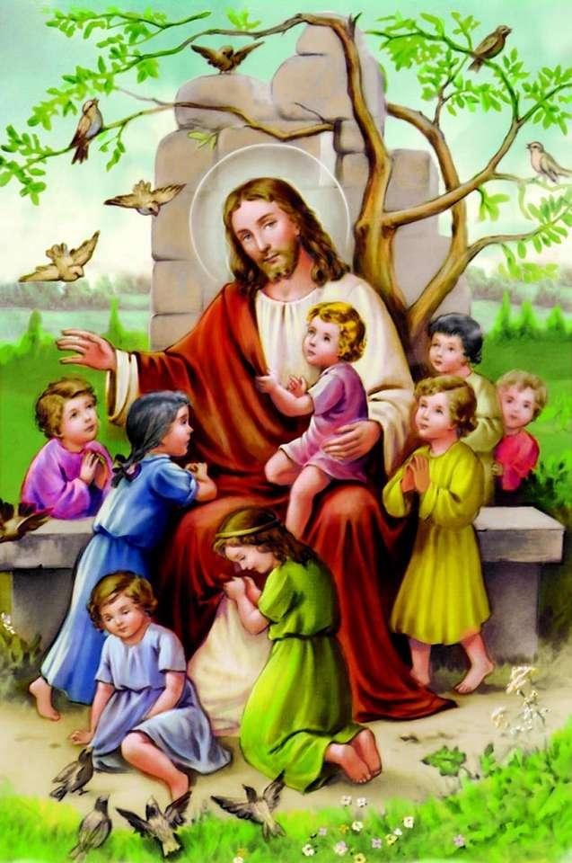 Children with Jesus