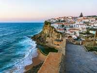 Azenhas do Mar village, Portugal