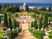 Temple baha'i en Israël