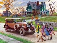 Franklin Sport Car