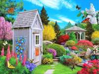 Paysage #10 - Beau Jardin